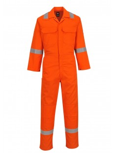 FR/AS HiVis Coverall - Orange