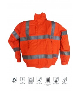 Flame Retardant Jackets in uk