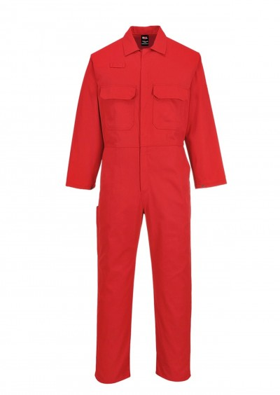 Flame Retardant coverall - Red