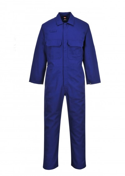 Fire Retardant overall - Royal