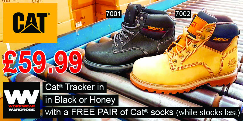 Scruffs tracker boot